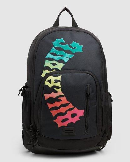 0 Command School Backpack Black 9607012 Billabong