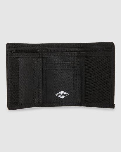 2 Atom Wallet Black 9607182 Billabong