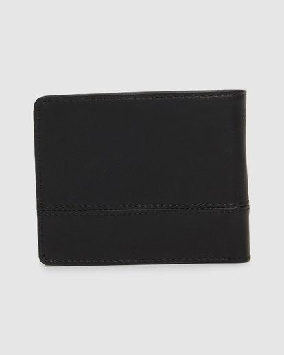 1 Dimension Wallet Black 9607195 Billabong
