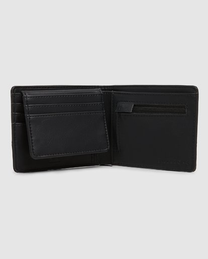 2 Dimension Wallet Black 9607195 Billabong