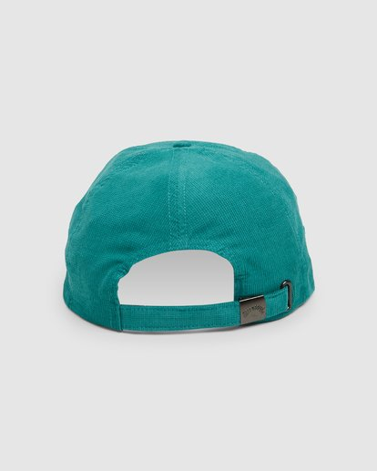 2 Slammed Strapback Green 9607301 Billabong