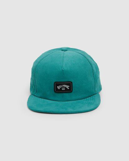 1 Slammed Strapback Green 9607301 Billabong