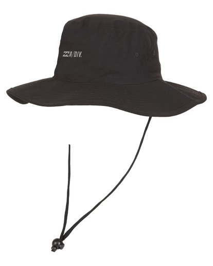 1 Adiv Sun Hat Black 9607304 Billabong