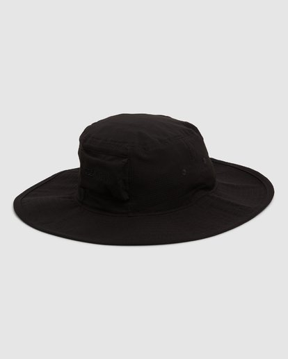 6 Adiv Sun Hat Black 9607304 Billabong