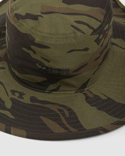 4 Adiv Sun Hat Camo 9607304 Billabong