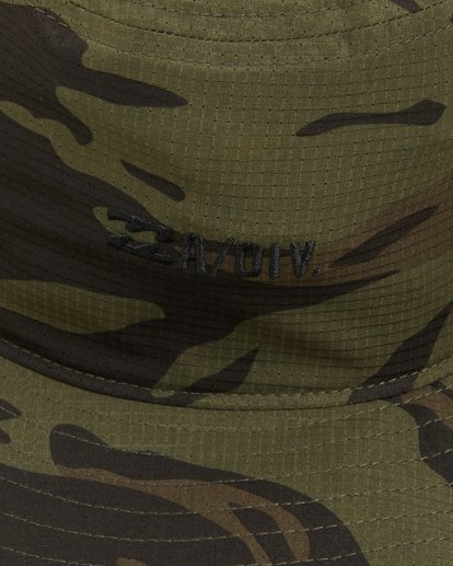 5 Adiv Sun Hat Camo 9607304 Billabong