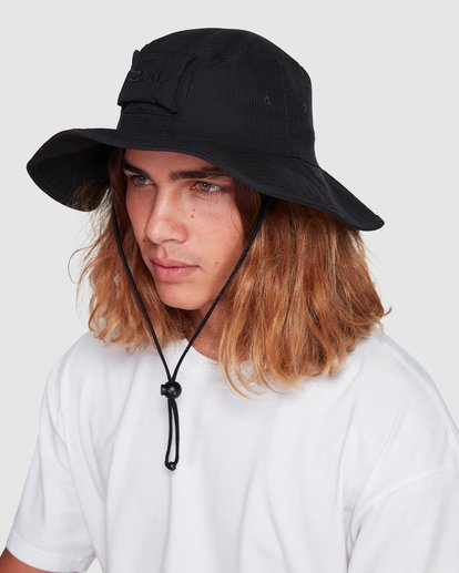 9 Adiv Sun Hat Black 9607304 Billabong
