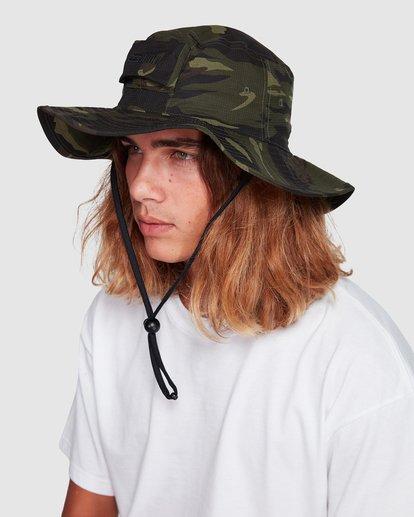 6 Adiv Sun Hat Camo 9607304 Billabong