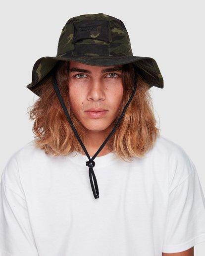 7 Adiv Sun Hat Camo 9607304 Billabong