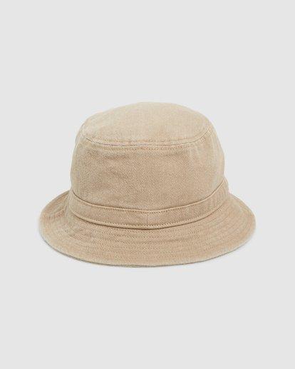 2 Wave Washed Bucket Hat Green 9607320 Billabong