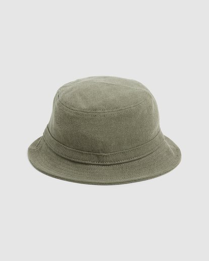 2 Wave Washed Bucket Hat Green 9607320 Billabong