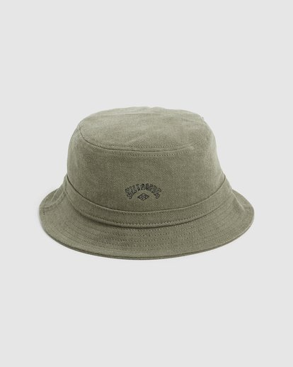 1 Wave Washed Bucket Hat Green 9607320 Billabong