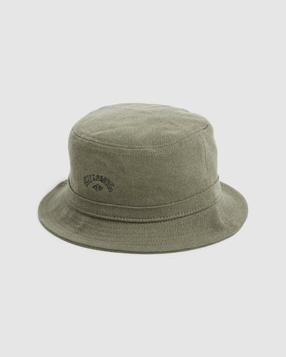 0 Wave Washed Bucket Hat Green 9607320 Billabong
