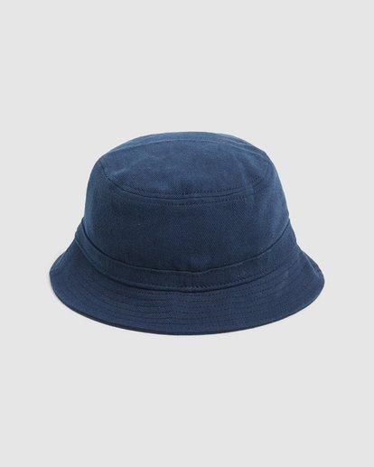 2 Wave Washed Bucket Hat Blue 9607320 Billabong