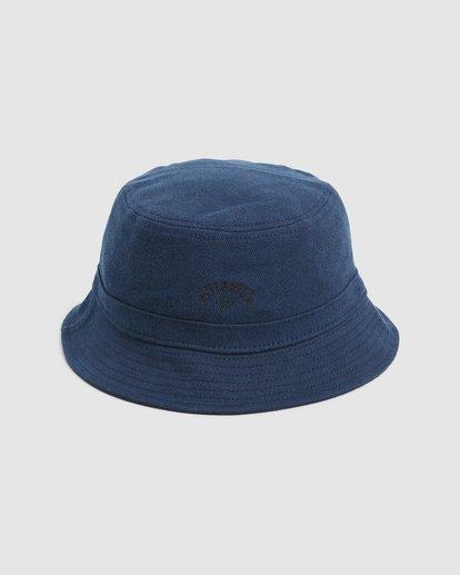 1 Wave Washed Bucket Hat Blue 9607320 Billabong