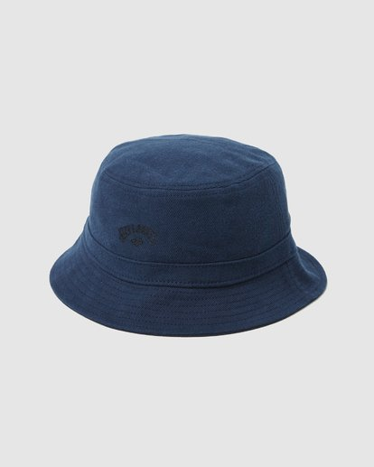 0 Wave Washed Bucket Hat Blue 9607320 Billabong