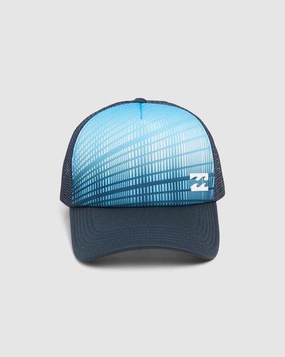 1 Range Trucker Cap Blue 9607322 Billabong