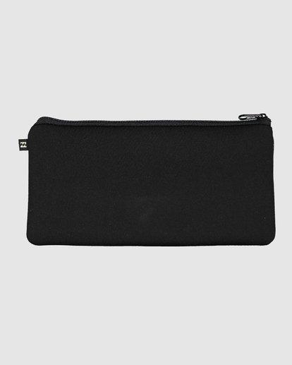1 Small Pencil Case Black 9607503 Billabong