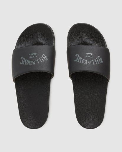 0 Poolslide Corpo Slides Black 9607943 Billabong