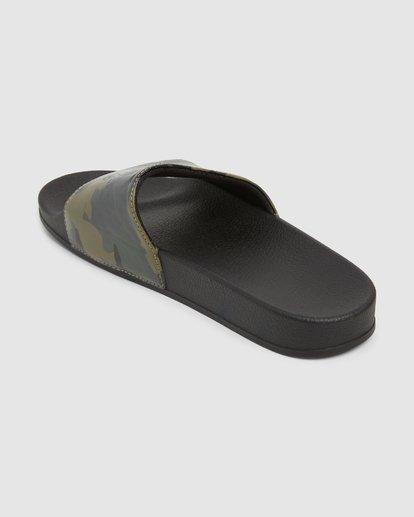 2 Poolslide Corpo Slides Camo 9607943 Billabong