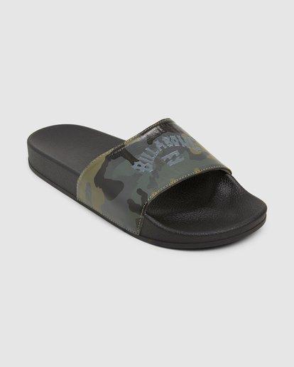 1 Poolslide Corpo Slides Camo 9607943 Billabong