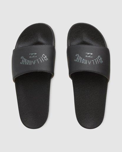 0 Pool Side Slides Black 9607945 Billabong