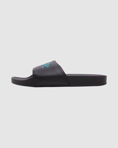 3 Pool Slides Black 9607945X Billabong