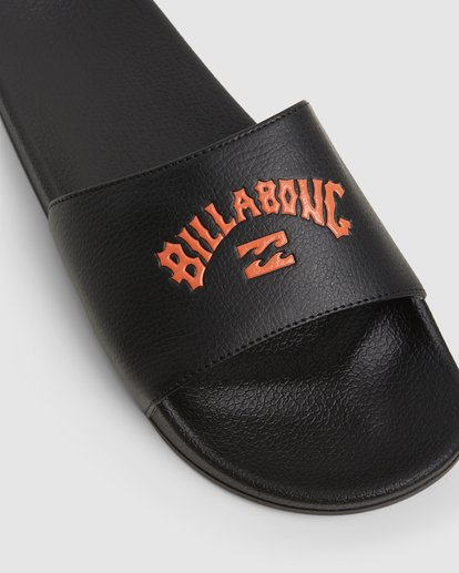 6 Pool Slides Black 9607945X Billabong