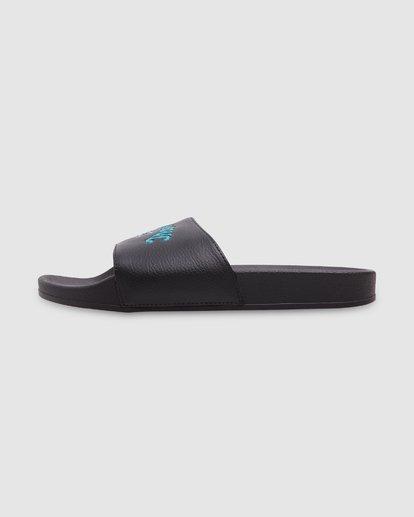 8 Pool Slides Black 9607945X Billabong