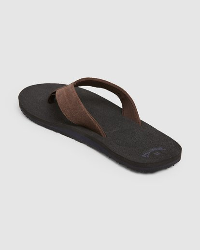 2 Seaway Suede Thongs Black 9607950 Billabong