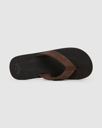 4 Seaway Suede Thongs Black 9607950 Billabong