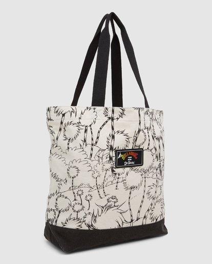 3 Dr. Seuss Truffula Bag Black 9608001 Billabong