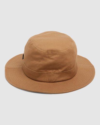 2 Smoko Bucket Hat Yellow 9608302 Billabong