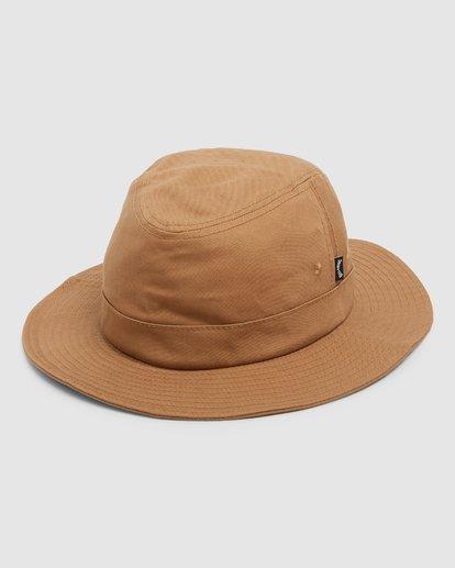 0 Smoko Bucket Hat Yellow 9608302 Billabong