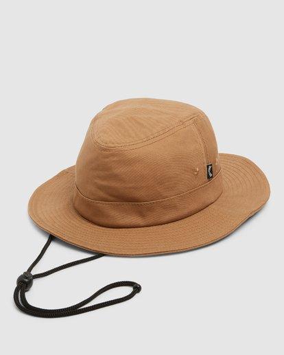 1 Smoko Bucket Hat Yellow 9608302 Billabong