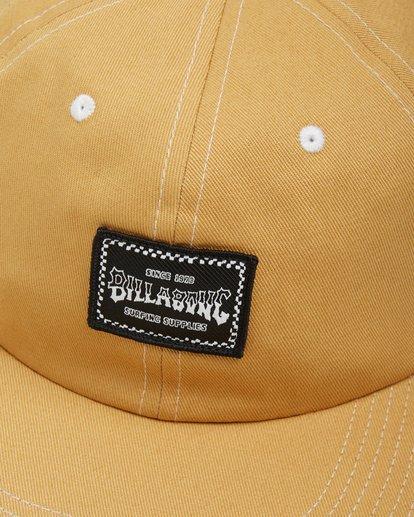 3 Carter Snapback Cap  9608304 Billabong