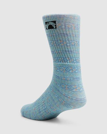 4 Instinct Socks 3 Pack Multicolor 9608607 Billabong