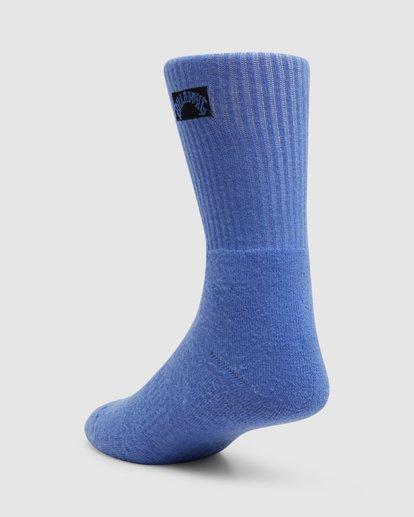6 Instinct Socks 3 Pack Multicolor 9608607 Billabong