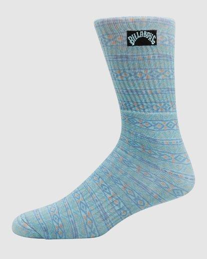 1 Instinct Socks 3 Pack Multicolor 9608607 Billabong