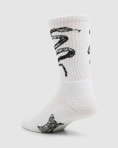 5 Multi Plex Socks 3 Pack Multicolor 9608608 Billabong
