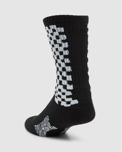 6 Multi Plex Socks 3 Pack Multicolor 9608608 Billabong
