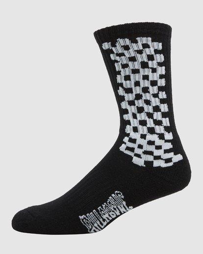 3 Multi Plex Socks 3 Pack Multicolor 9608608 Billabong