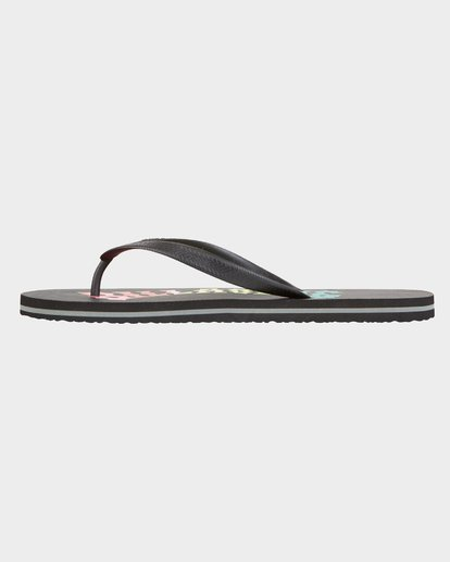 2 TIDES THONG Black 9608942 Billabong