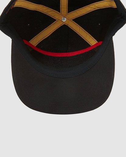 4 Budweiser Bow Snapback Hat Black 9613335 Billabong