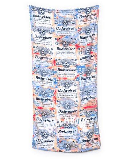 1 Budweiser Suds Towel Red 9613702 Billabong
