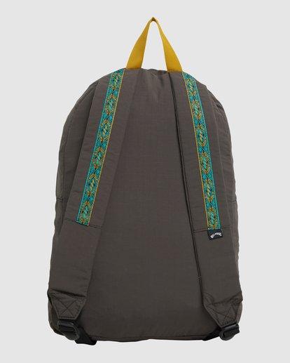 3 Currents Packable Backpack Black 9617003 Billabong