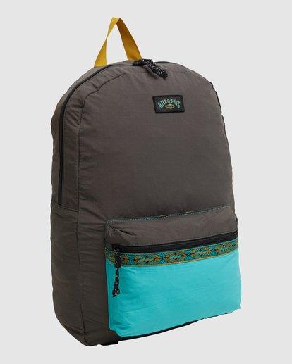 2 Currents Packable Backpack Black 9617003 Billabong