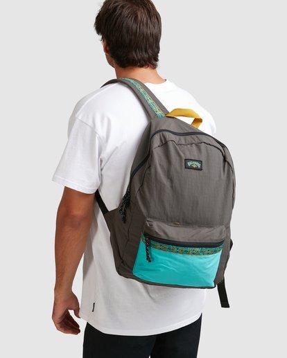 5 Currents Packable Backpack Black 9617003 Billabong