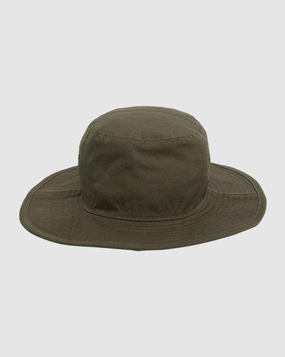 2 Adventure Division Bucket Hat Green 9617316 Billabong