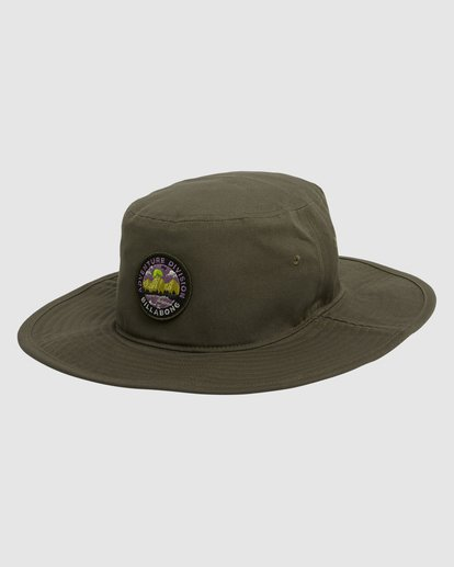 1 Adventure Division Bucket Hat Green 9617316 Billabong